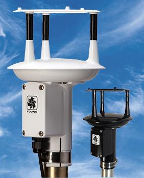 New Ultrasonic Anemometer